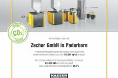 Zertifikat_CO2_Einsparung-Zecher